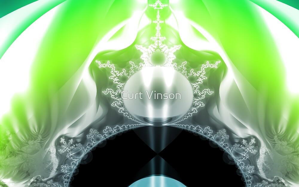 Meditation... by Curt Vinson