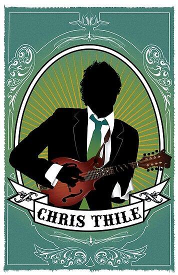 Chris Thile by Sam C.