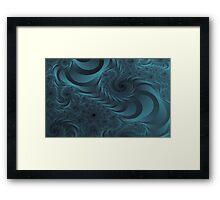 Fractal Flow... Framed Print