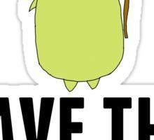 Ni No Kuni SAVE THE TOKOS Sticker