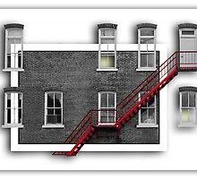 No Escape by Jim Semonik