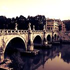 Roman Bridge  by jevep