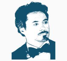 Robert Downey Jr. by teecup