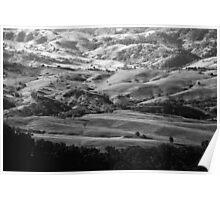 Hills of the Kanimbla Poster