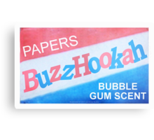 BuzzHookah - 011 Metal Print