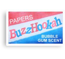 BuzzHookah - 011 Canvas Print