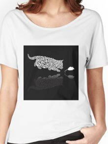Cat's choice Women's Relaxed Fit T-Shirt