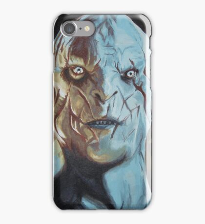 Azog the Pale Orc iPhone Case/Skin