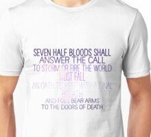 The Great Prophecy PJO Unisex T-Shirt