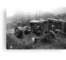 Fordson Tractor Canvas Print