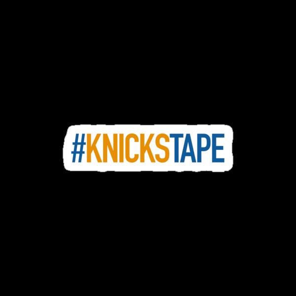 #KnicksTape by typeo