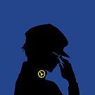 Persona 4 - Naoto Shirogane by RobsteinOne