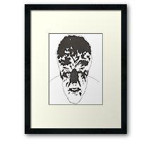 Wolfman Framed Print