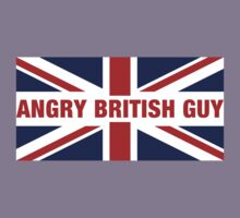Angry British Guy by Monkeynaut