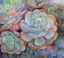 Succulent ll  by Karin Zeller
