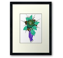Wicked Witch Hand II Framed Print