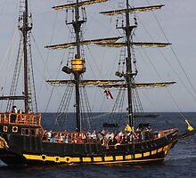 Buccaneer Ship by dsimon
