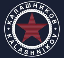 Kalashnikov Logo by David Dellagatta