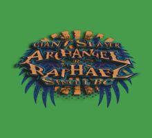 BubbleGum Tees - Archangel Raphael #8 Kids Clothes