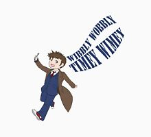Timey Wimey 10th Doctor Unisex T-Shirt