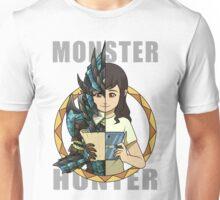 Hunter's Life (Azure Rathalos G) (F) Unisex T-Shirt