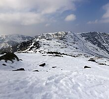 It's still Winter up here by mikebov