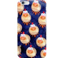 Why Did The Chicken? (3 of 8) iPhone Case/Skin