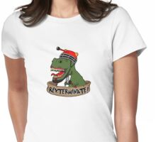 Rexterminate Womens Fitted T-Shirt