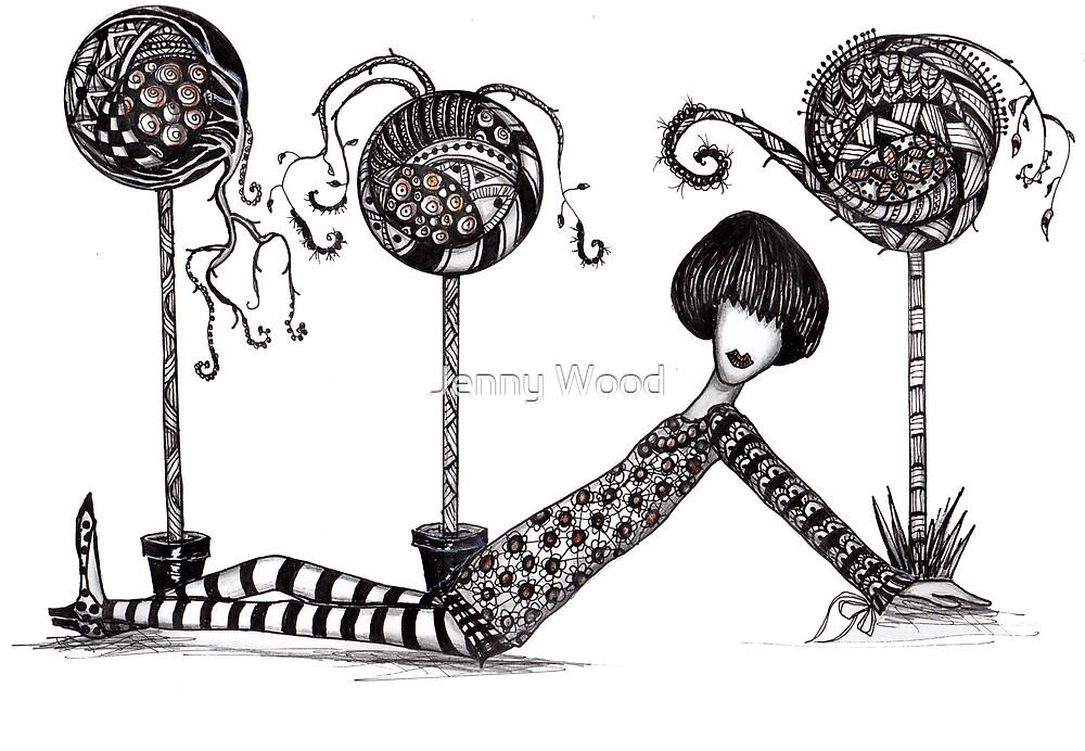Poise by Jenny Wood