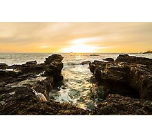 Golden Dawn Photographic Print