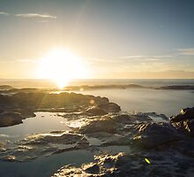 Cronulla Seascape by Andrew Croucher