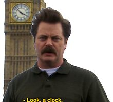 Ron Swanson by arjacobs97