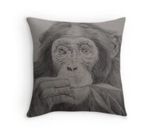 Galatea Throw Pillow