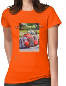 Formula Classic Womens Fitted T-Shirt