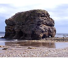Marsden rock Photographic Print