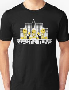 Funny Beastie Toys T-shirt for Men or Women