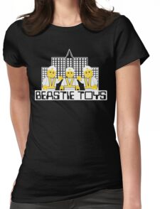 Beastie Toys Womens Fitted T-Shirt