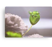 ...contemporary green......... Metal Print