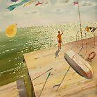 Catcher of light by AndrejGerasimuk