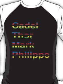 WORLD CHAMPIONS - Men's Cycling Road Race T-Shirt