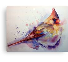 Return of the Cardinal Canvas Print