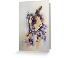 Mr Owl, Greeting Card
