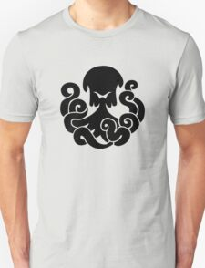 Bioshock Infinite Undertow Vigor [Black on White] T-Shirt