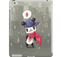 Panda 4 iPad Case/Skin