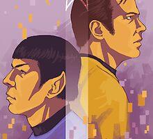 Star Trek by Pulvis