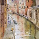 Venice in october by AndrejGerasimuk