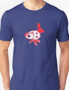 58 Rabbit Unisex T-Shirt