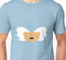 Teddy bear Angel Wings Unisex T-Shirt