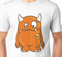 Cool orange Monster Unisex T-Shirt