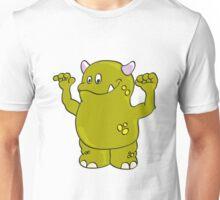 Cool green Monster Unisex T-Shirt
